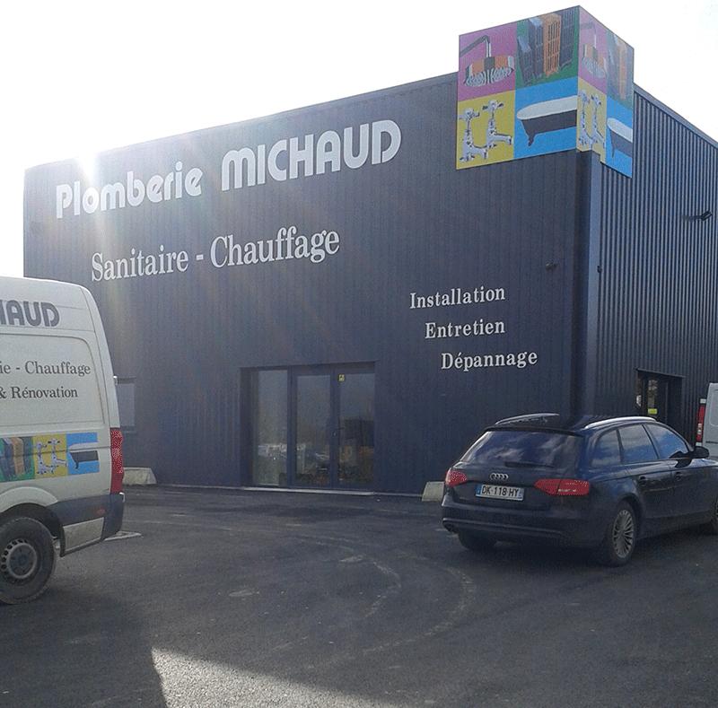 Decopub 35 - Plomberie MICHAUD