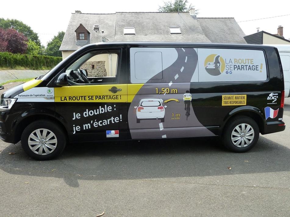 camion sécurité routière