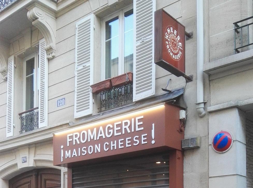Maison CHEESES paris