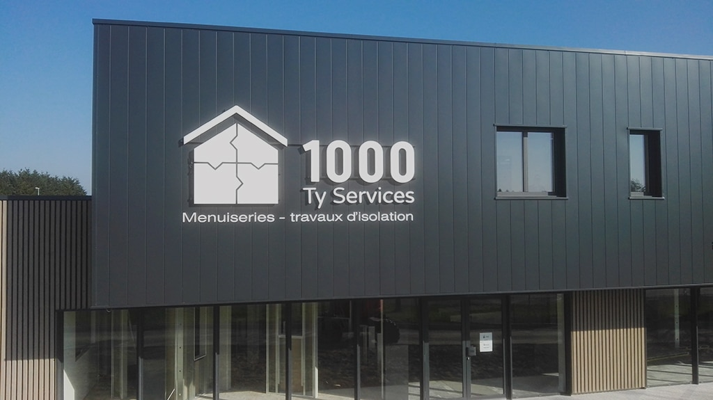 1000 Ty Services - menuiseries - travaux d'isolation